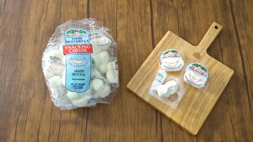 コストコのBelGioioso ミニモッツァレラチーズ