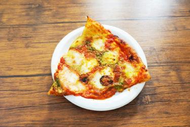 コストコフードコートのマルゲリータピザはシンプルだけど飽きのこない美味しさ!